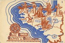 Sent Breizh Saints de Bretagne | Haas Xavier