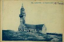 La Chapelle de Callot |