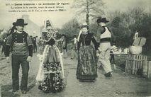 Danse bretonne - Le Jambadao (2è figure) |