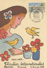 Floralies Internationales | Badaud J.-N.