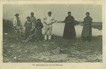 Habitants des Iles Glenans | Laussedat, Chateaudun
