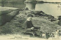 Jeune pêcheur au palangre |