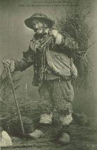 Un Bucheron de la Forêt du Huelgoat |