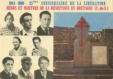 MONUMENT DE PENVERN en PLOUNEZ-PAIMPOL |