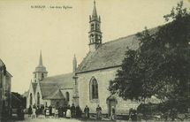 Les deux Eglises |
