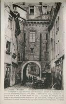 La Porte Mordelaise ou Royale. |