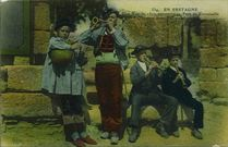 Orchestre Breton au grand complet |