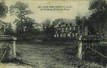 Le Château (Côté du Parc) | Guionie et compagnie