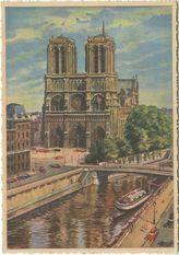 NOTRE-DAME DE PARIS | Homualk Charles