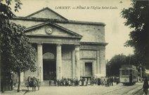 Portail de l'Eglise Saint-Louis |