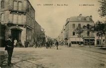 Rue du Pont  