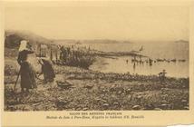 Matinée de Juin à Porz-Even, d'après le tableau d'E. Bouillé | Bouille Etienne