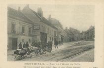 Rue de l'Hôtel de Ville   Bourgogne J.
