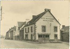 La Rue Principale et la Gare Routière |