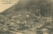 Village du Miroir (1290m) |