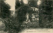 Le Rocher de N.-D. de Lourdes |