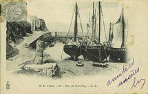 Vue de Port-Lay | G.b