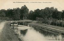 Le Canal d'Ille et Rance |
