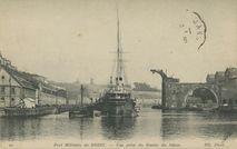 Port Militaire de BREST. | Nd