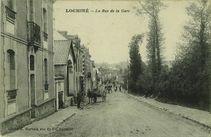 La Rue de la Gare | Gervais E.