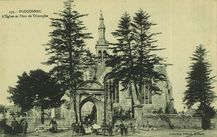 L'Eglise et l'Arc de Triomphe |
