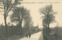 Environs de Plélan-le-Grand - Le Thélin (I.-et-V.) |