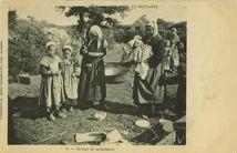 Groupe de mendiants |