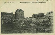 Ruines du Manoir de Kerenneur |