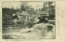 Moulin de Bécherel | De FARCY René