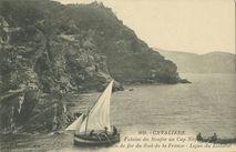 Falaise du Soufre au Cap Nègre |