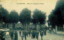 Place du Champ de Foire  