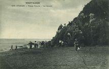 Pointe Victoria - Les Grottes |