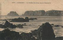 La Pointe des Pois, vue de Veryarc'h | Le DOARE