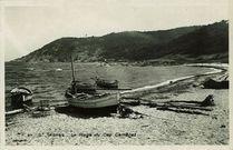 La plage du Cap Camarat |