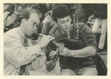 Championnat de Bretagne de sonneurs, Gourin, septembre1991 | Le GALL Gilbert