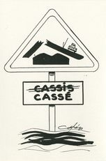 CASSIS CASSE | Coupe 80