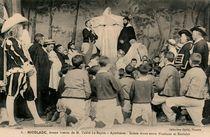 Apothéose : Sainte Anne entre Nicolazic et Keriolet |