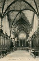 Intérieur de l'Eglise |
