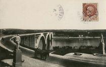 Entrée du pont Albert Louppe du côté de Plougastel |