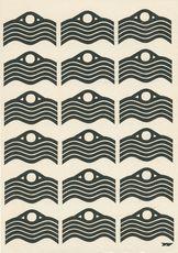 Logo des Cartophiles contemporains l'Oeil postal | Yacoel Y.
