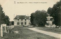 Château et Chapelle de la Rossignolière |