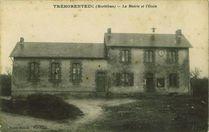 La Mairie et l'Ecole |