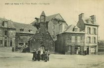 Le Vieux Moulin - La Chapelle |