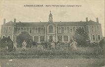 Hôpital Militaire Lejeune (Campagne 1914-15) |