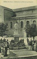 Le Monument aux Morts de la grande guerre |