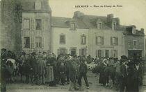 Place du Champ de Foire | Le CLAINCHE