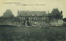 Environs de Jugon - Château de Guillier |