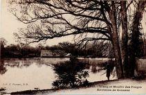 Etang et Moulin des Forges  