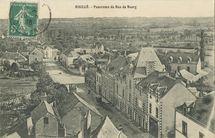 Panorama du Bas Bourg |