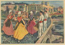 La ronde du pont d'Avignon | Homualk Charles